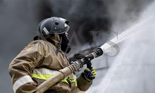 локализация пожара