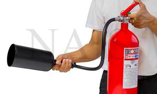 что можно тушить углекислотным огнетушителем