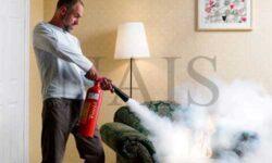 огнетушитель для квартиры