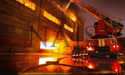 основні причини пожеж на виробництві