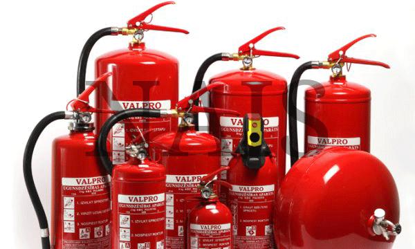 какими огнетушителями можно тушить электроустановки