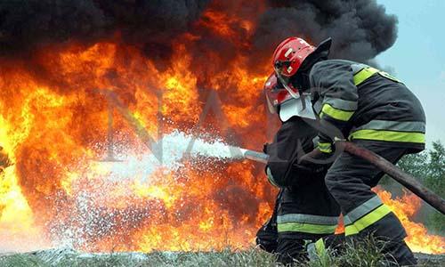 ліквідація пожежі