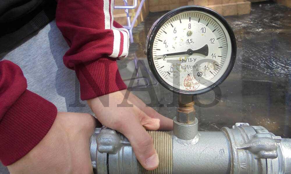 методика испытаний внутреннего противопожарного водопровода
