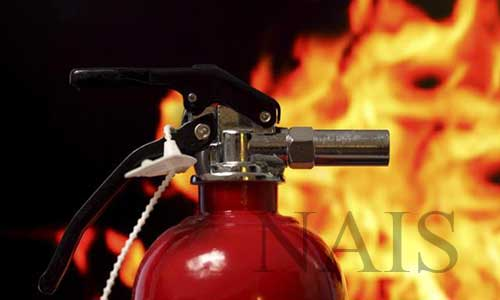 что можно тушить порошковым огнетушителем