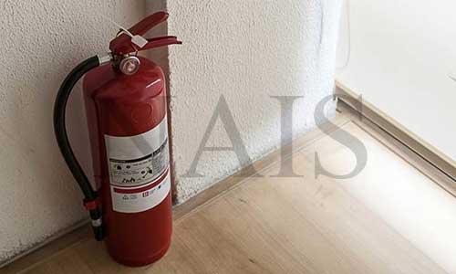 какой огнетушитель лучше для квартиры