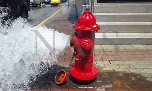 типи пожежних гідрантів