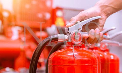 норми оснащення приміщень ручними вогнегасниками