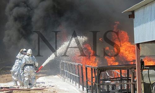 причини виникнення пожеж на виробництві