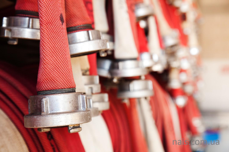 класифікація пожежних рукавів
