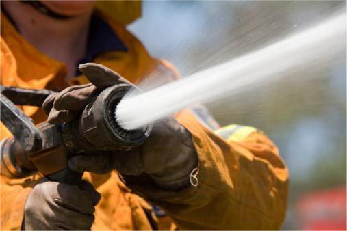 пожарные стволы ттх