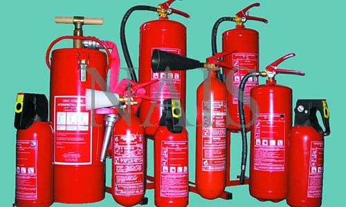 маркировка огнетушителей