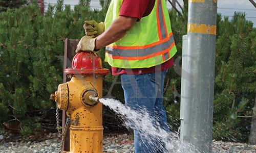 випробування пожежних гідрантів