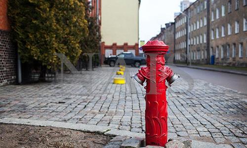 установка пожежних гідрантів