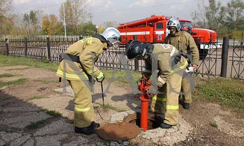 правила установки пожежних гідрантів
