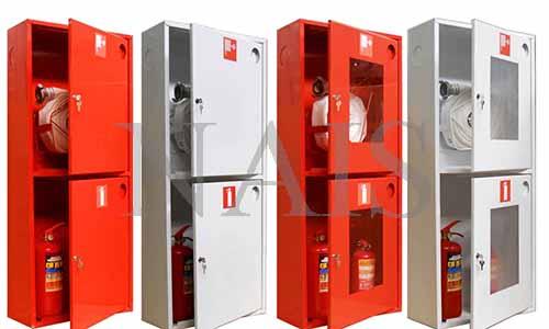 встановлення пожежної шафи