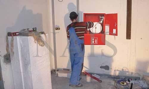 встановлення пожежних шаф вимоги