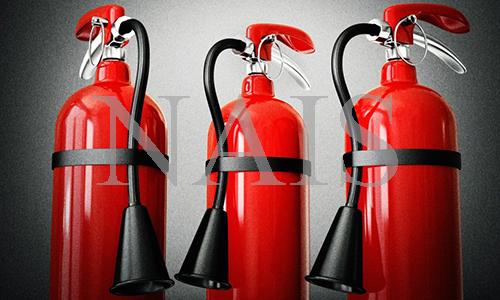 Норми оснащення вогнегасниками