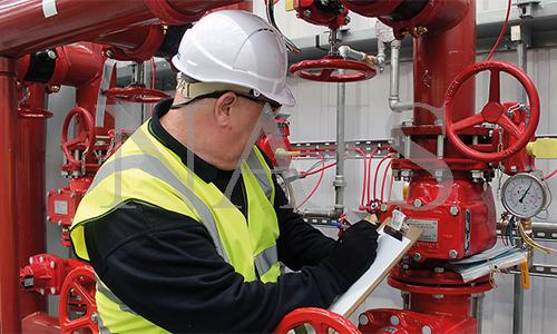періодичність перевірки пожежних насосів