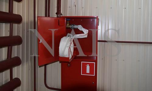 правила установки пожарных кранов
