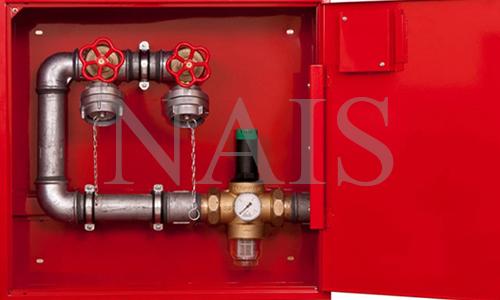 высота установки пожарного крана