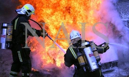причини пожежі