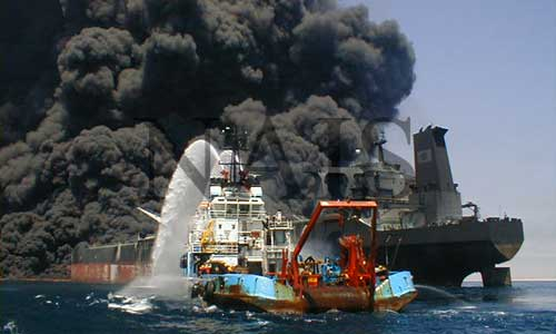 противопожарное оборудование на судне