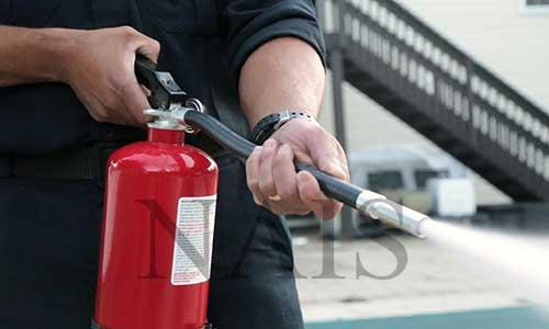 что нельзя тушить порошковым огнетушителем