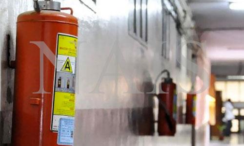 пожежна безпека в приміщенні