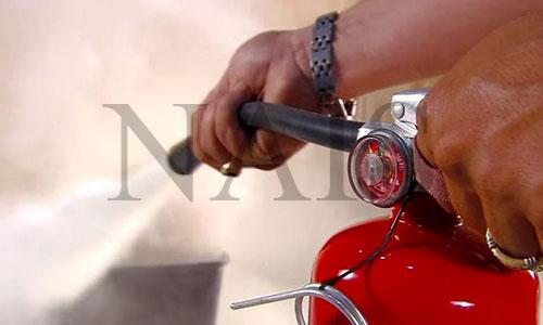 выбор огнетушителя для дома
