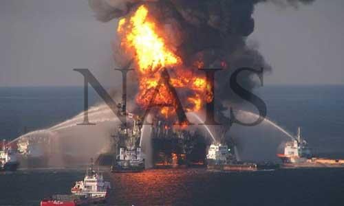 Тушение пожаров на речных и морских судах