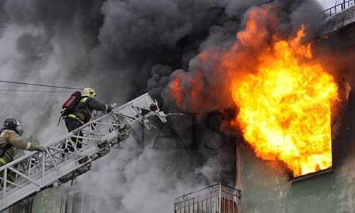Що категорично не можна робити під час пожежі в будинку